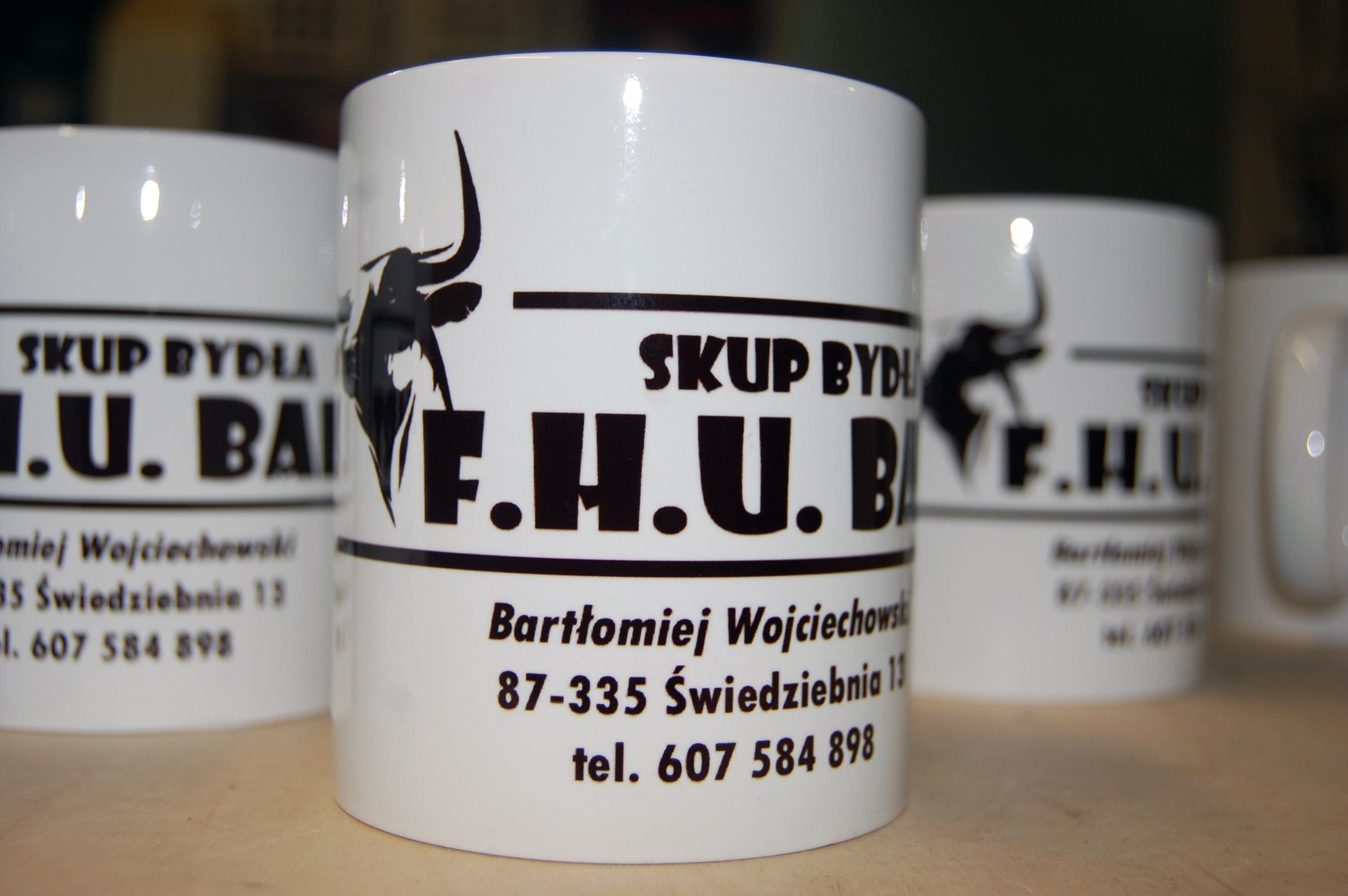 Identyfikacja wizualna F.H.U. Bart